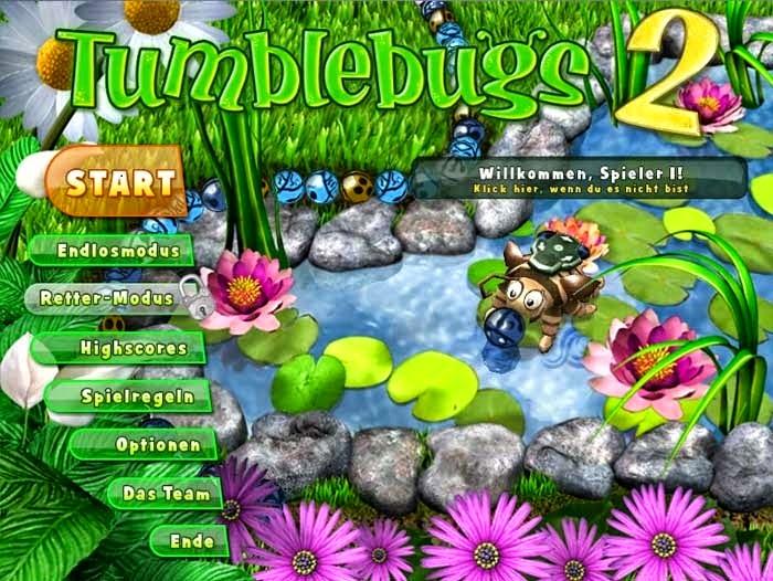 Tumblebugs 2 PC Version