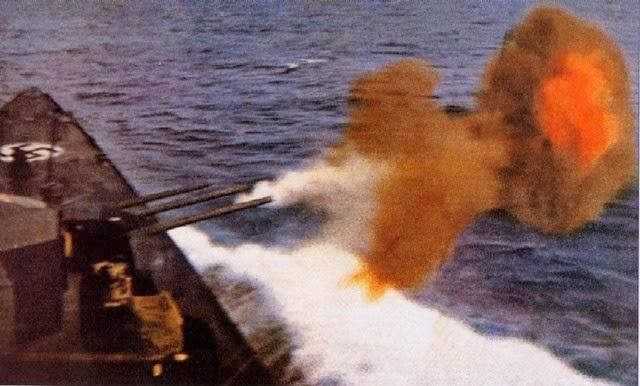 Salva del Prinz Eugen