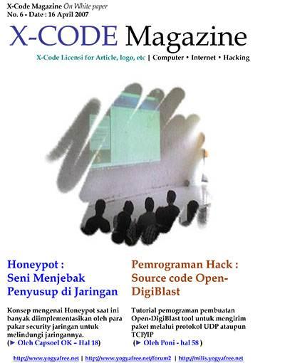 Majalah X Code Edisi 6 Download