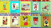 UK Comics Archive Compilations
