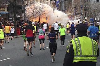 imagini atentate maraton Boston