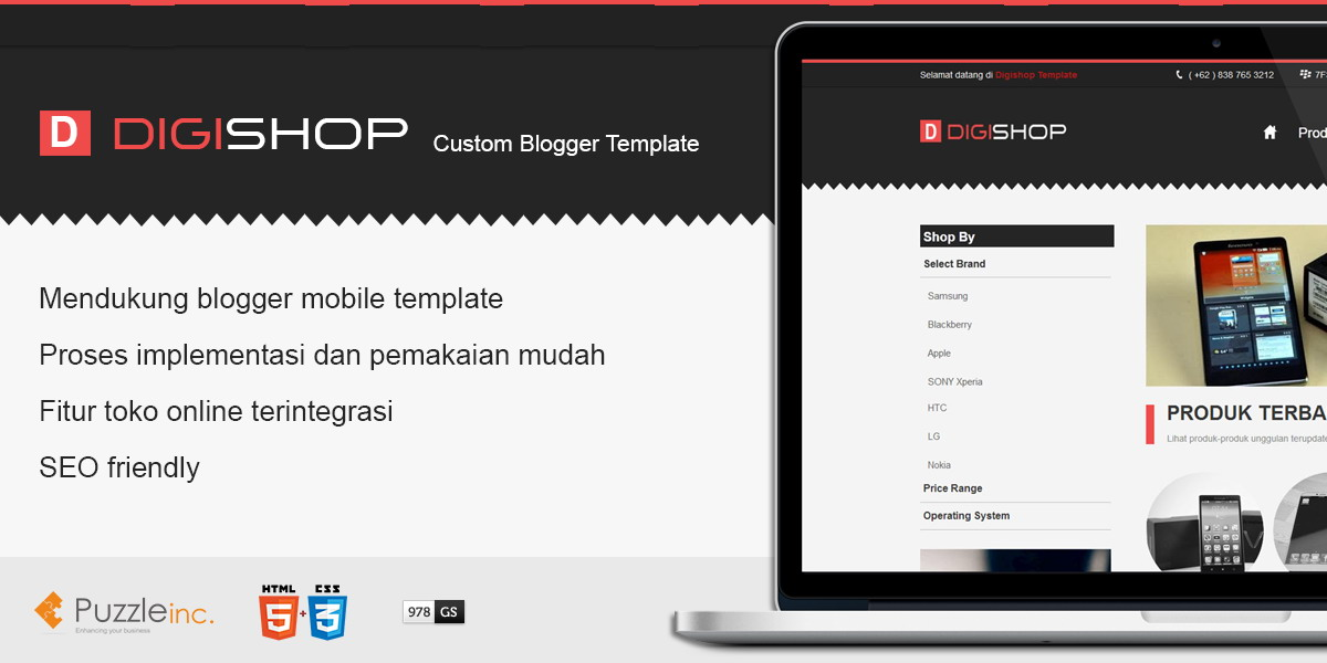 template gratis blogger