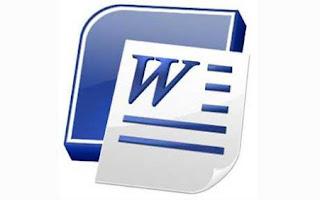ms word, laporan kkl