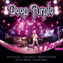Deep Purple – Live At Montreux 2011 – CD/DVD