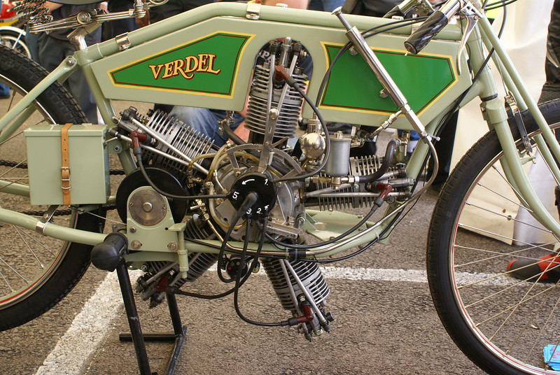 Cylinder radial engine 750cc vintage motorcycle rare motorcycle