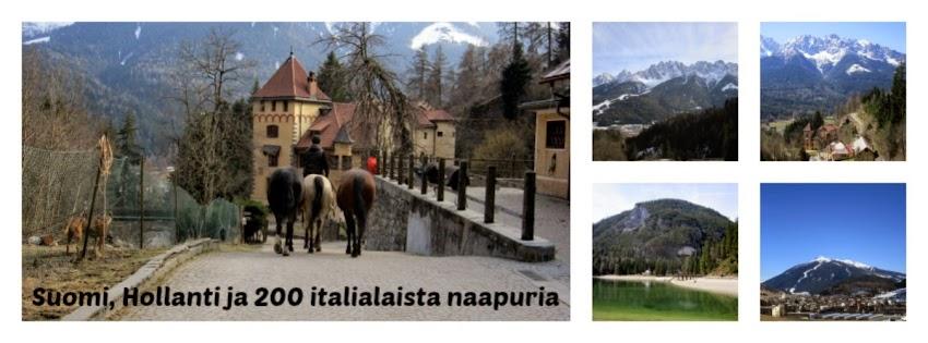 Suomi, Hollanti ja 200 italialaista naapuria