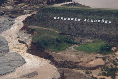 Barragem Algodões I