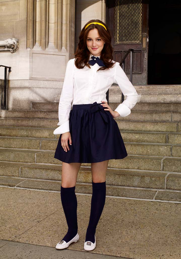 How to dress like Blair Waldorf | Little Miss Purrfect