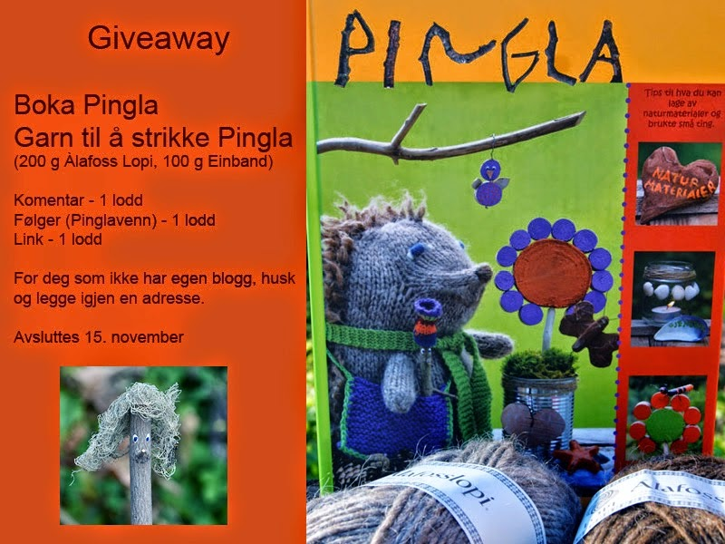 "Give away hos ""Pingla"""