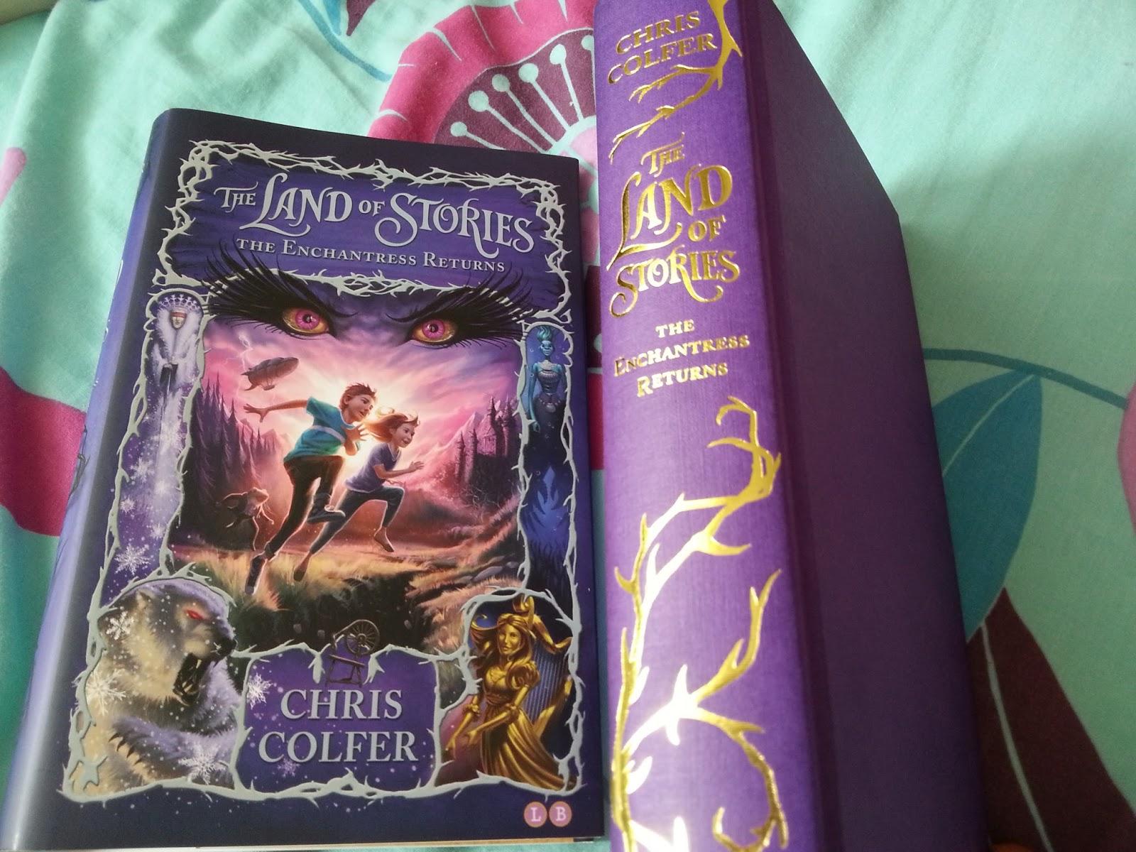 the land of stories the enchantress returns pdf