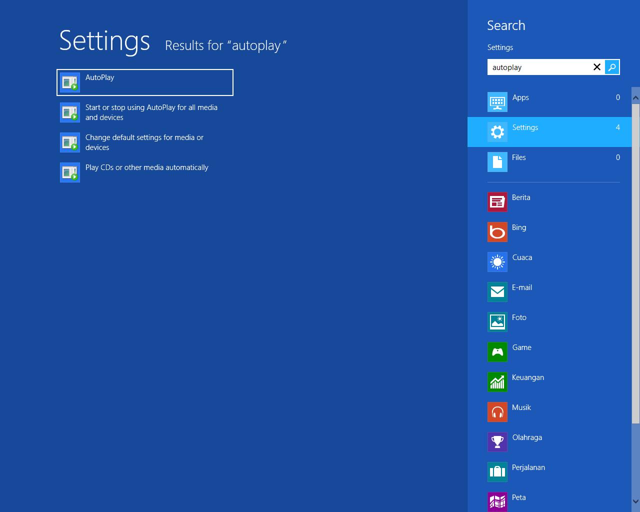 Nonaktifkan Autorun Pada Windows8