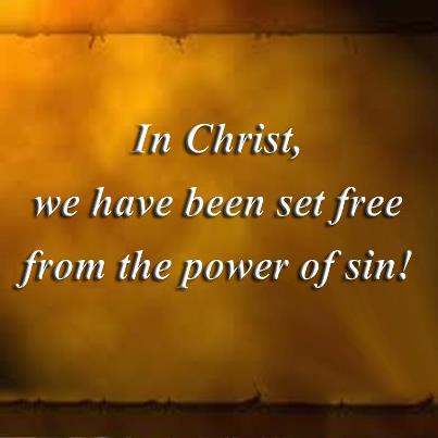 Image result for the power of sin free images