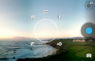 Android 4.2 Photo Sphere Demo