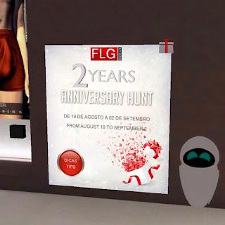 FLG 2nd Anniversary Mini Hunt 2013