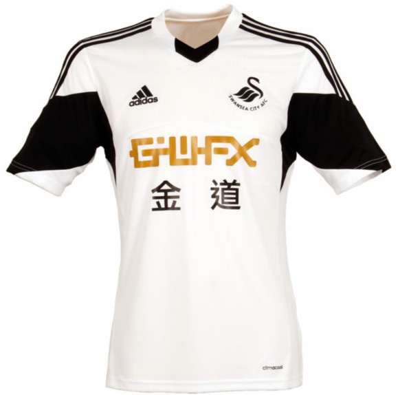 DICARI: Jersey Kit Swansea City Home 2013/14 ORIGINAL Swansea+13+14+Home+Kit