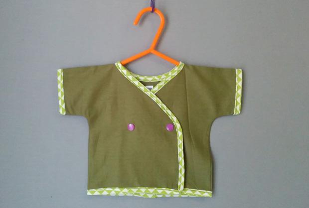 Stardust Raspberries Personal Blog Purl Bee Newborn Kimono Shirts