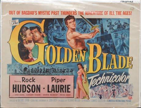"""The Golden Blade"" (1953)"