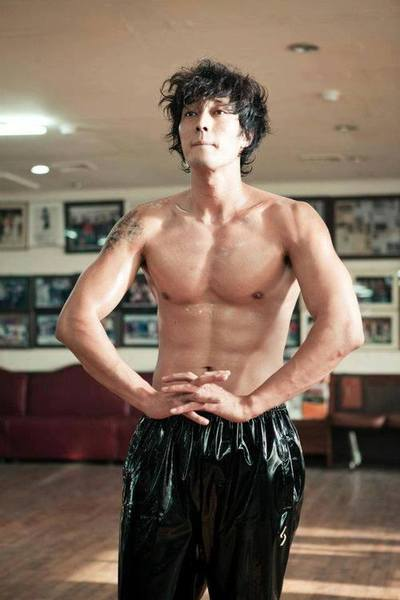 top 10 male actors with one punch man body daily k pop news