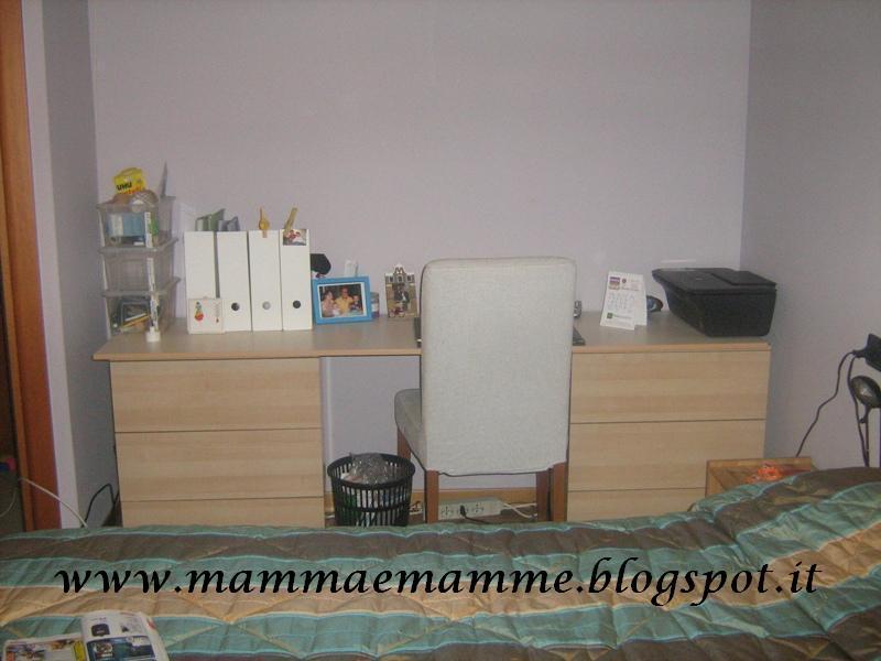 Mammaemamme angolo studio in camera da letto - Angolo studio in camera da letto ...