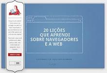 20 lições que aprendi sobre navegadores e a Web - SeguraNet