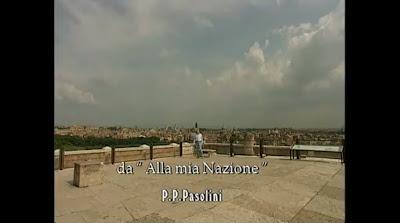 Vittorio Gassmann recita Pasolini 4