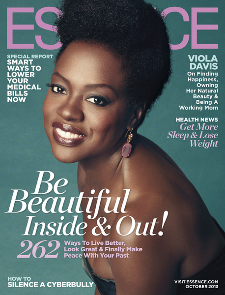 Magazine Love: Viola Davis Graces the Cover of Essence Magazine