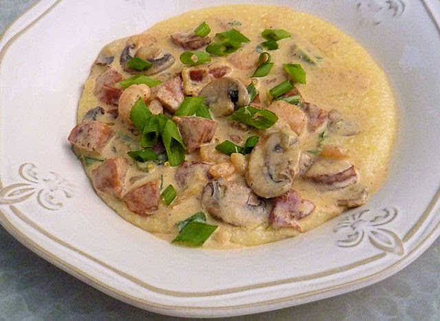 Creamy Shrimp & Grits | Ms. enPlace