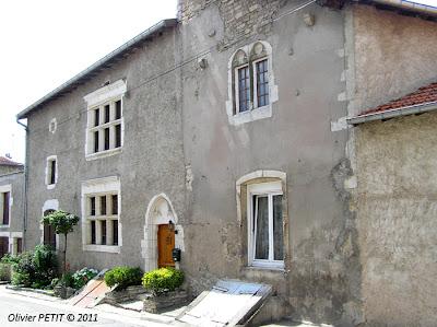 PULLIGNY (54) - La Maison Pierret