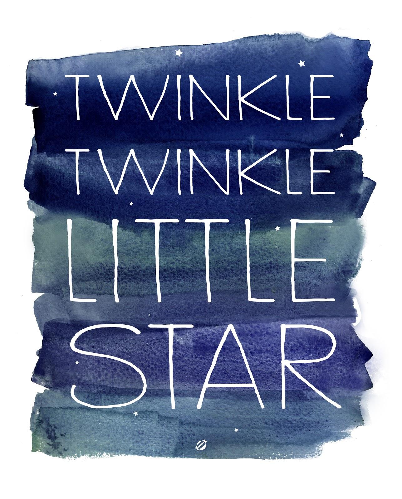 LostBumblebee 2013 Twinkle Twinkle