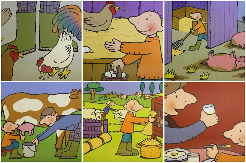 Afbeeldingsresultaat voor jules boerderij