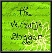 "04/01/12 - Premio ""THE VERSATILE BLOGGER"""