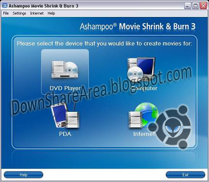 download and share area ashampo movie shrink and burn 3