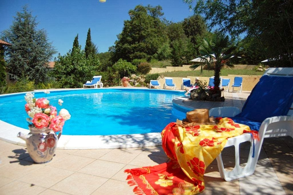 Villa mit Schwimmbad nahe Viterbo
