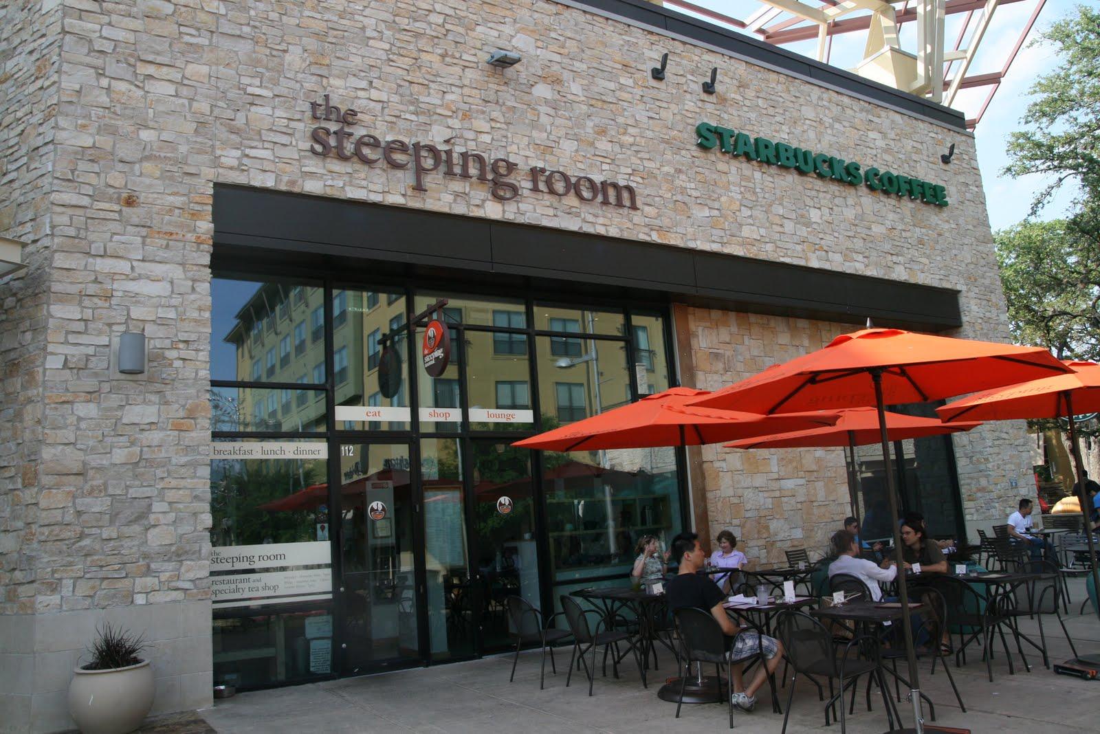 Steeping Room | A Taste of Koko - Austin\'s Top Food & Travel Blog