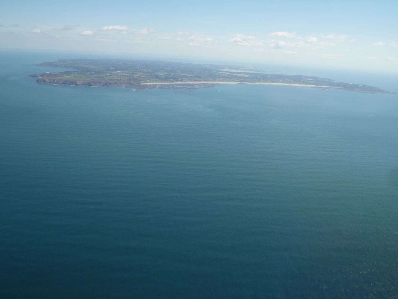 Sea Kayaking in the Channel Islands: Some more aerial shots