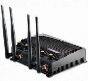 Подавитель GPS и Глушитель сотовых  телефонов TG-101A - блокирование работы мобильной связи GSM и 3G локально