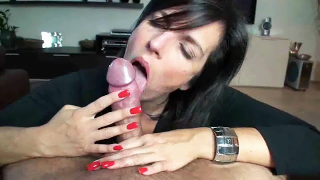 Drunk Mom Gives Blowjob To Her Son Mother Homemade Incest