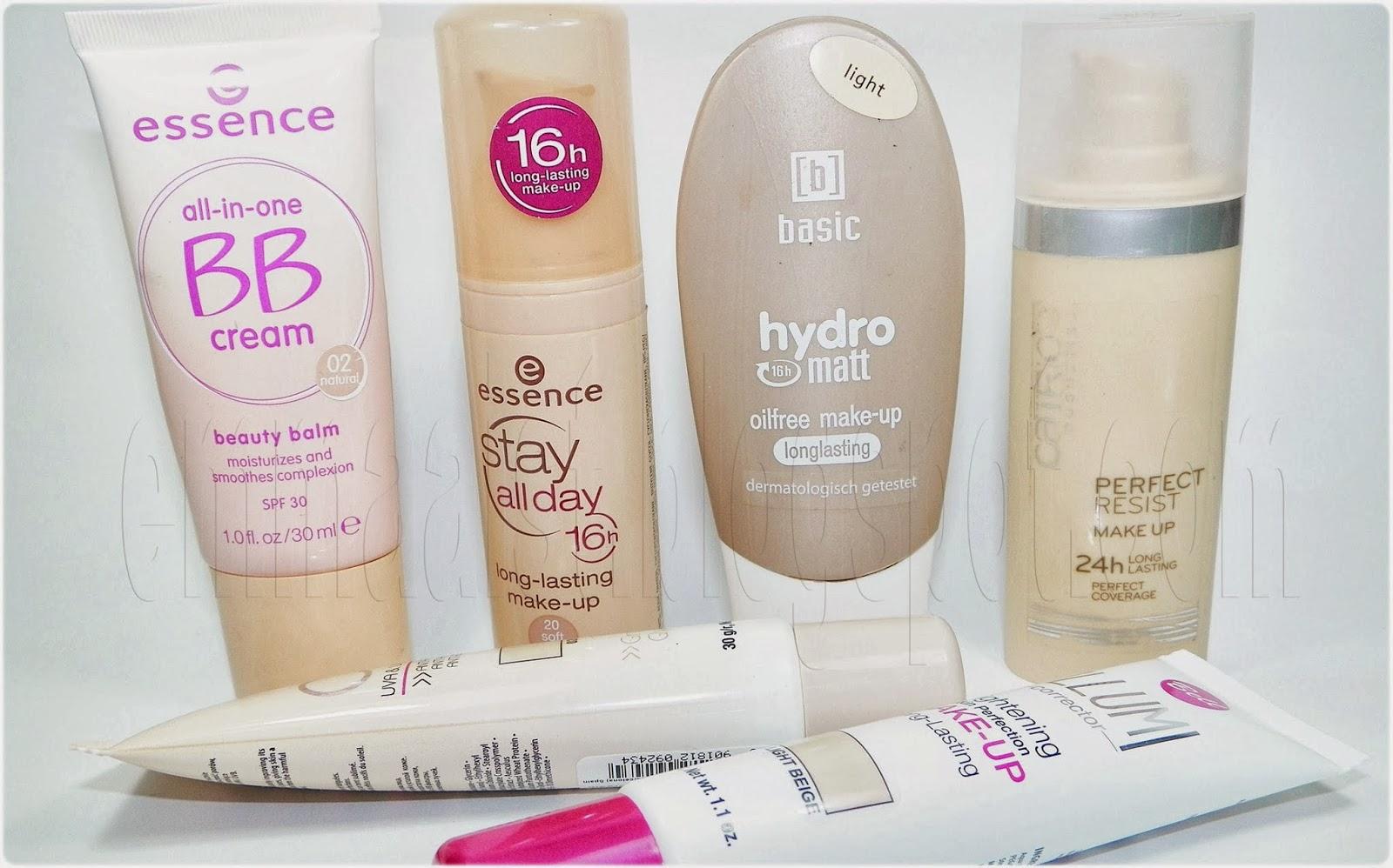 review bases de maquillaje