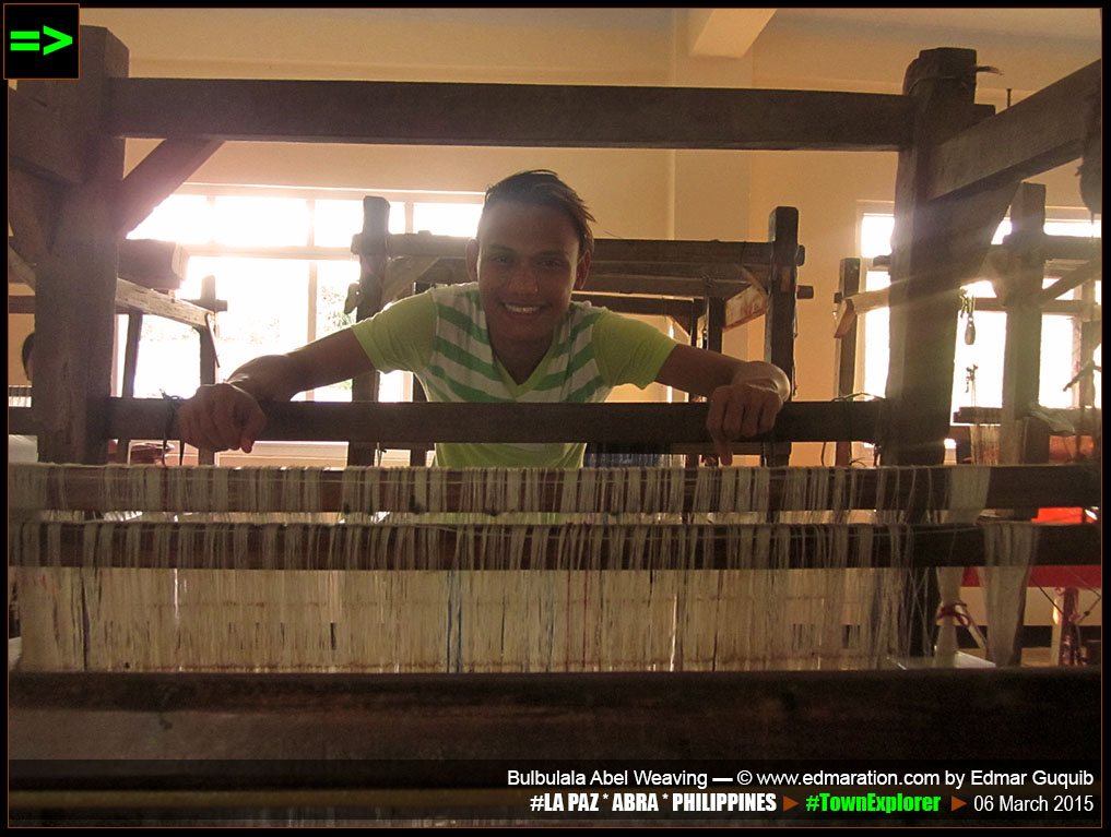 ABEL WEAVING IN ABRA