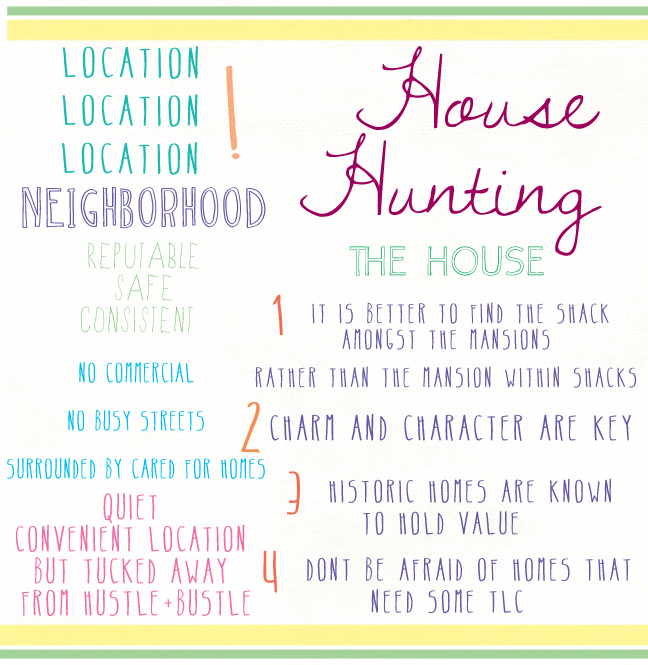 #house hunting #finding new home #real estate #rules