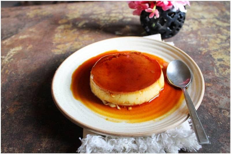 Baker in Disguise: Caramel Custard / Classic Crème caramel