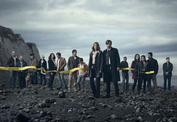 Gracepoint - Cast Promotional Photos