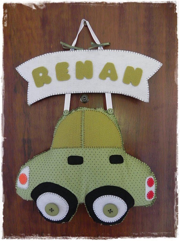 Enfeite De Porta Para Bebs Decorao Maternidade E Quarto | Car Interior ...