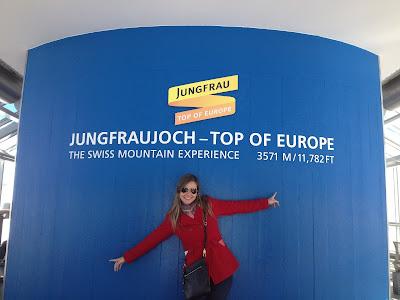 Jungfraujoch Interlaken Suíça