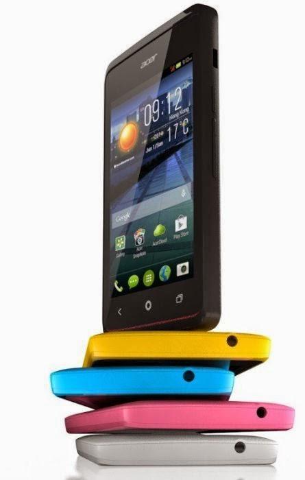 Acer Liquid Z200 Android KitKat Murah Rp 600 Ribuan