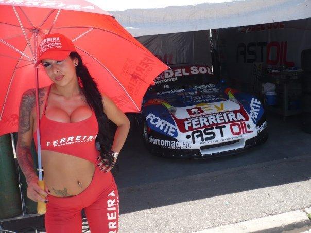 Promotoras argentinas sensuales