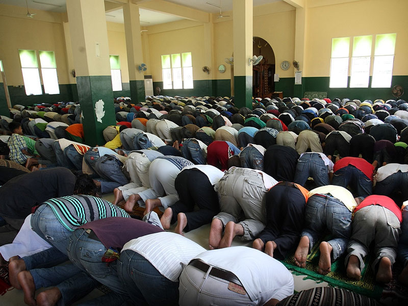 cebu muslim Answer 1 of 7: hi, is it alright for foreigner (female) to join in the muslim congregational friday prayer at the local mosque what is the culture in cebu,phi.