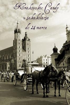 WYGRAŁAM CANDY  Krakowskie