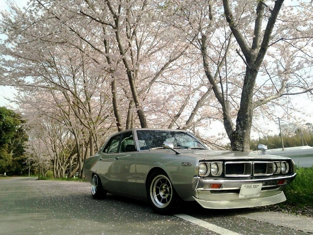 Nissan Skyline C110 日産, 日本車, チューニングカー, スポーツカー