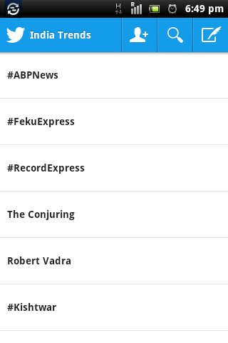 #abpnews trends on twitter